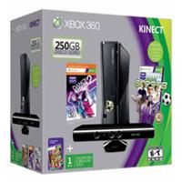 Consola Xbox 360 250GB + Kinect
