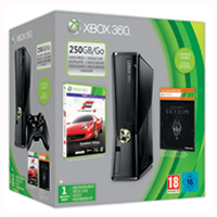 Julklappspaket med Xbox 360&#174; 250&#160;GB