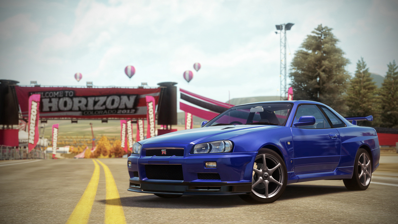2002 Nissan Skyline GTR V Spec