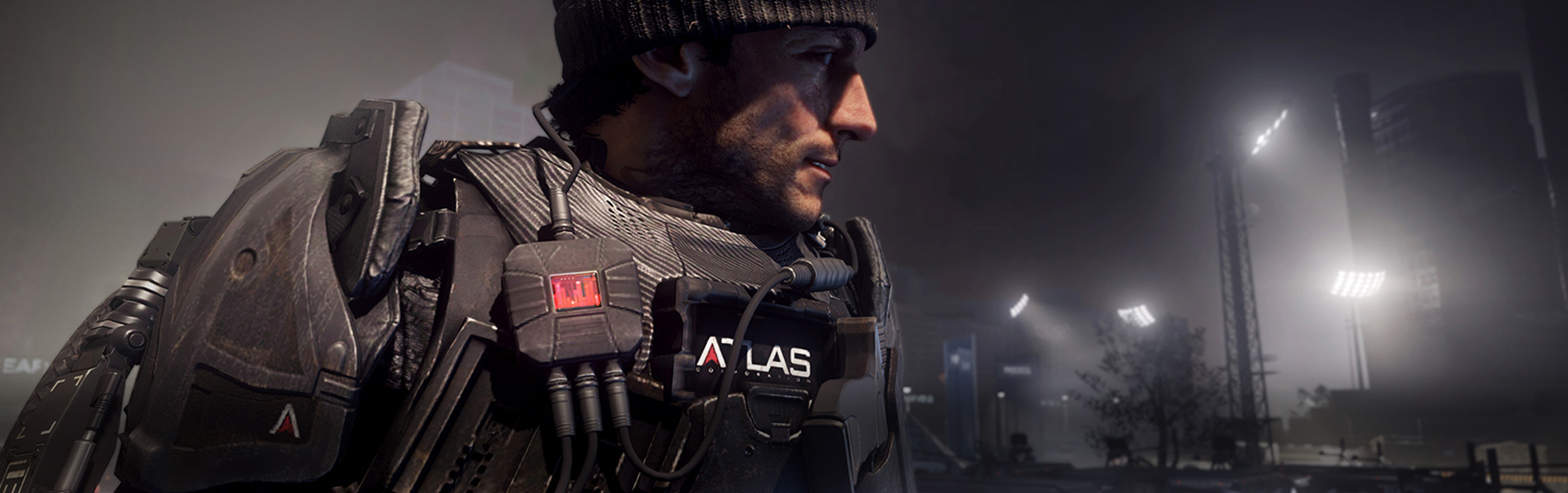 Call of Duty: Advanced Warfare—An Advanced Soldier