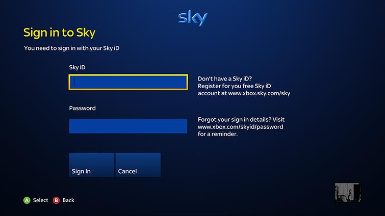 app sky go plus per windows 10