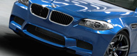 FM4: BMW M5  