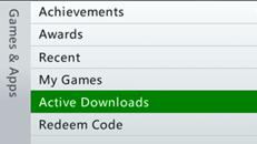 Cómo administrar la cola de descargas de Xbox Live en su equipo o en Xbox 360
