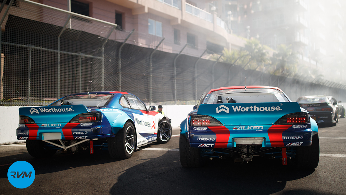 Forza Motorsport Rear View Mirror