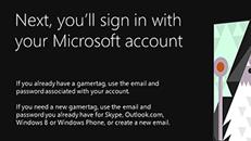 Xbox One で Xbox Live にサインインする
