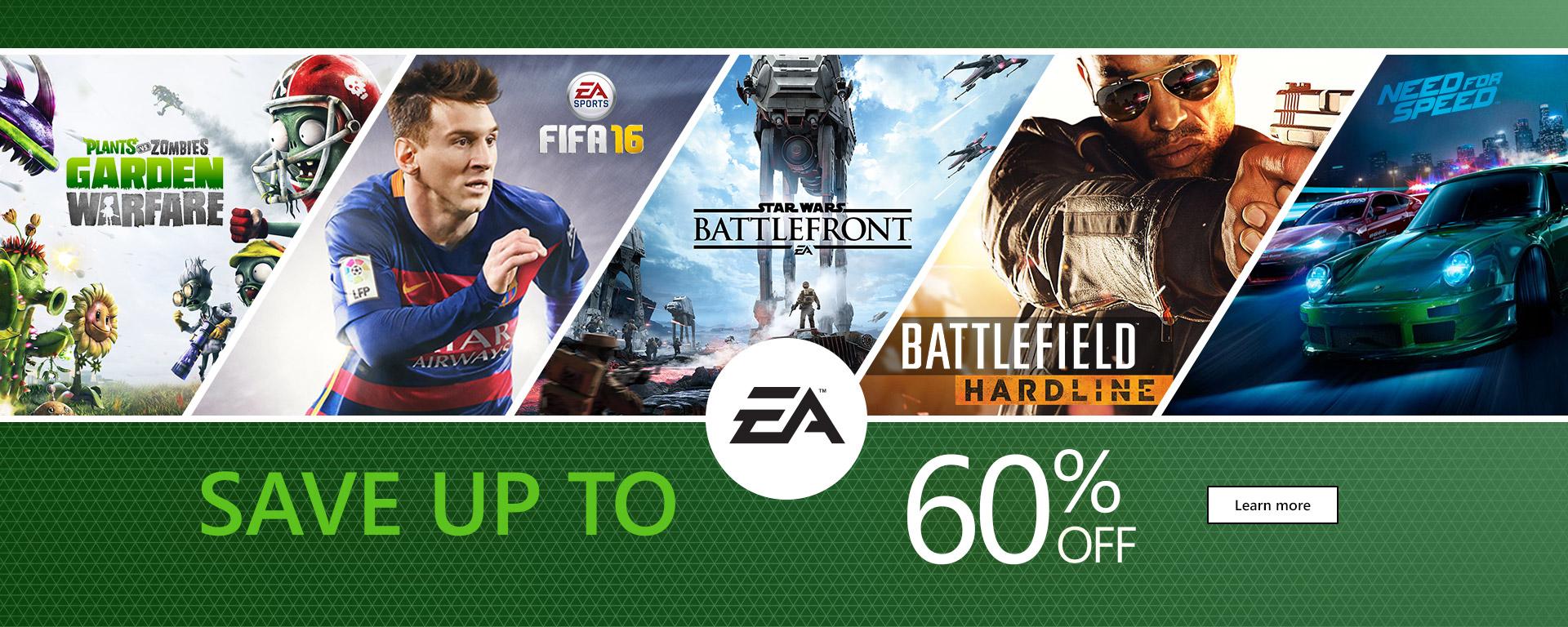 EA Publisher Sale APAC