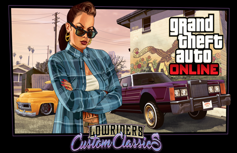 Grand Theft Auto Online Lowriders : on astique les classiques
