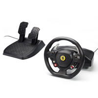 Ferrari 458 Italia Racing Wheel