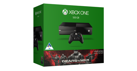 Xbox One Gears of War: Ultimate Edition Bundle