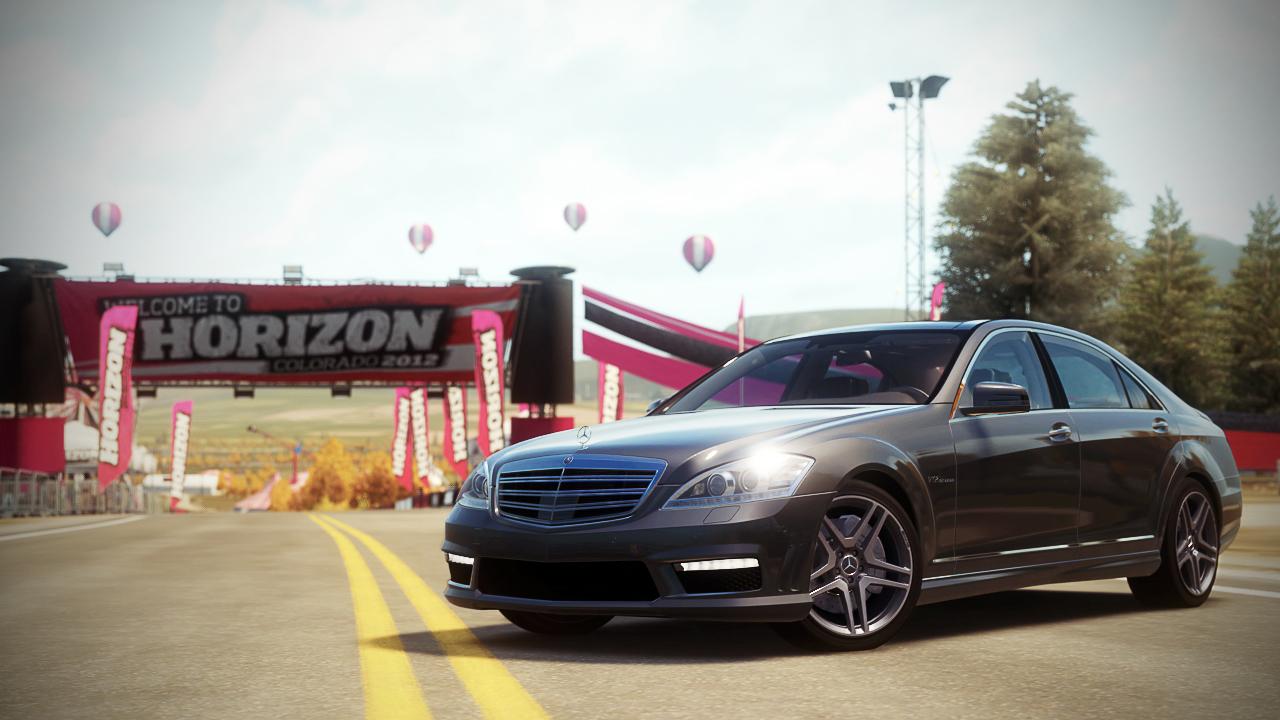 Forza horizon cars for Mercedes benz games