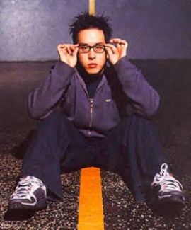 Joe Hahn of Linkin Park