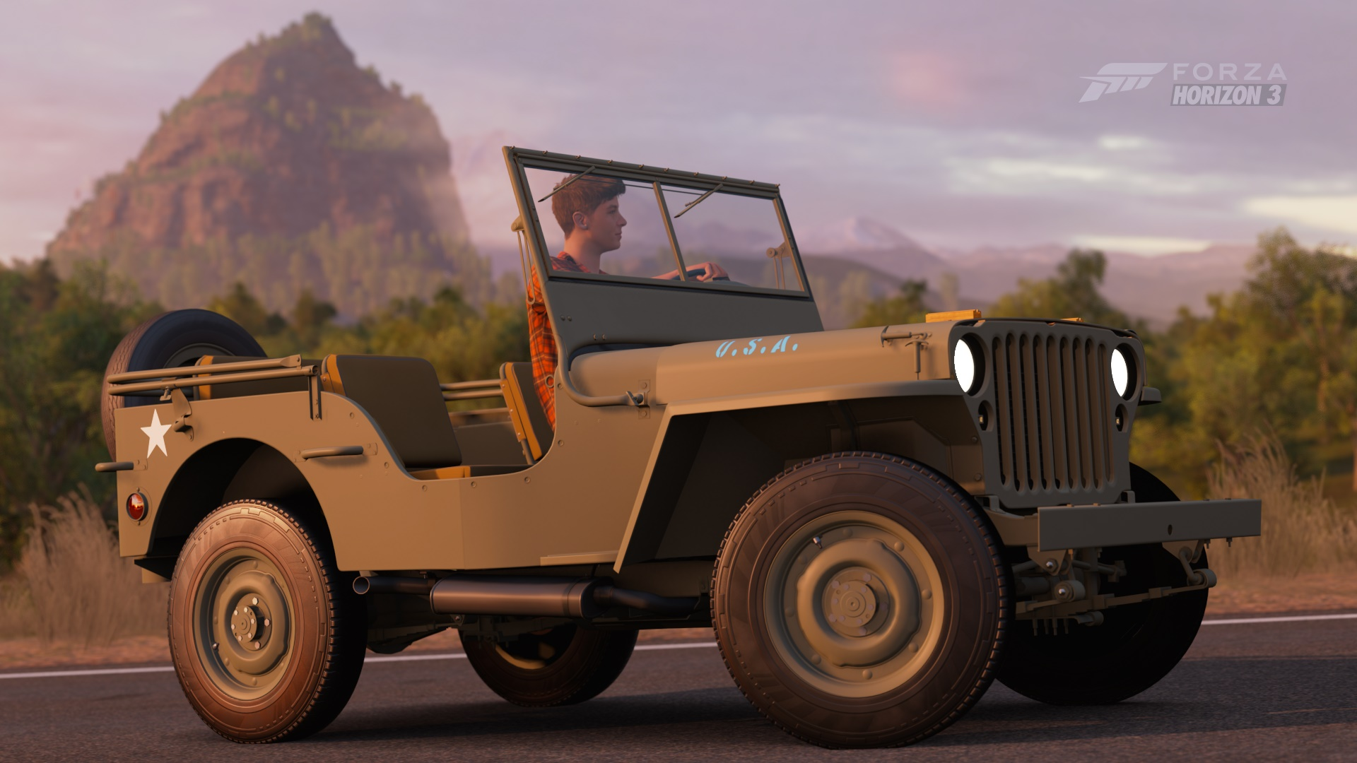 1945 jeep willys mb photo by brokenvegetable