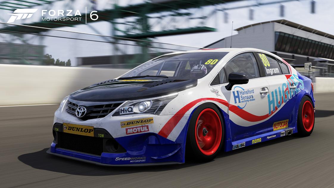 Forza Motorsport 6 - Cars