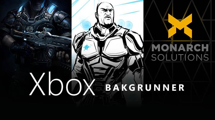 Gratis Xbox-bakgrunner