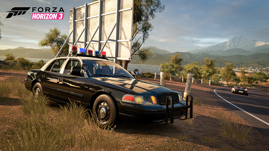 Forza Motorsport - Forza Horizon 3 October Update