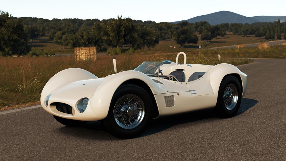 Maserati tipo 61 birdcage price