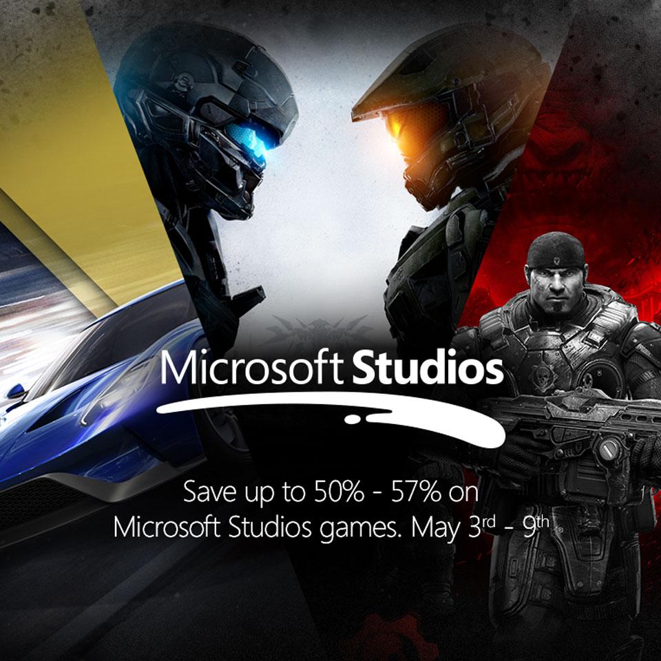 Microsoft Studios Sale