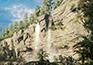 Maroondah Waterfall