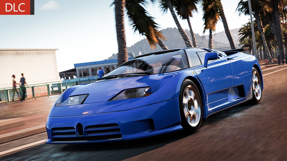 1992 Bugatti EB110 Super Sport