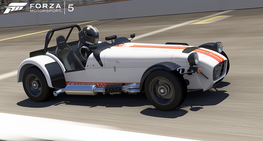 Caterham r500 in Forza 5