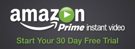 Amazon Instant Video 30 Day Free Trial