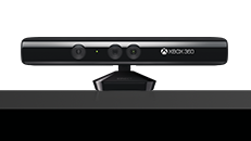 Xbox 360 Kinect Sensor mounting options
