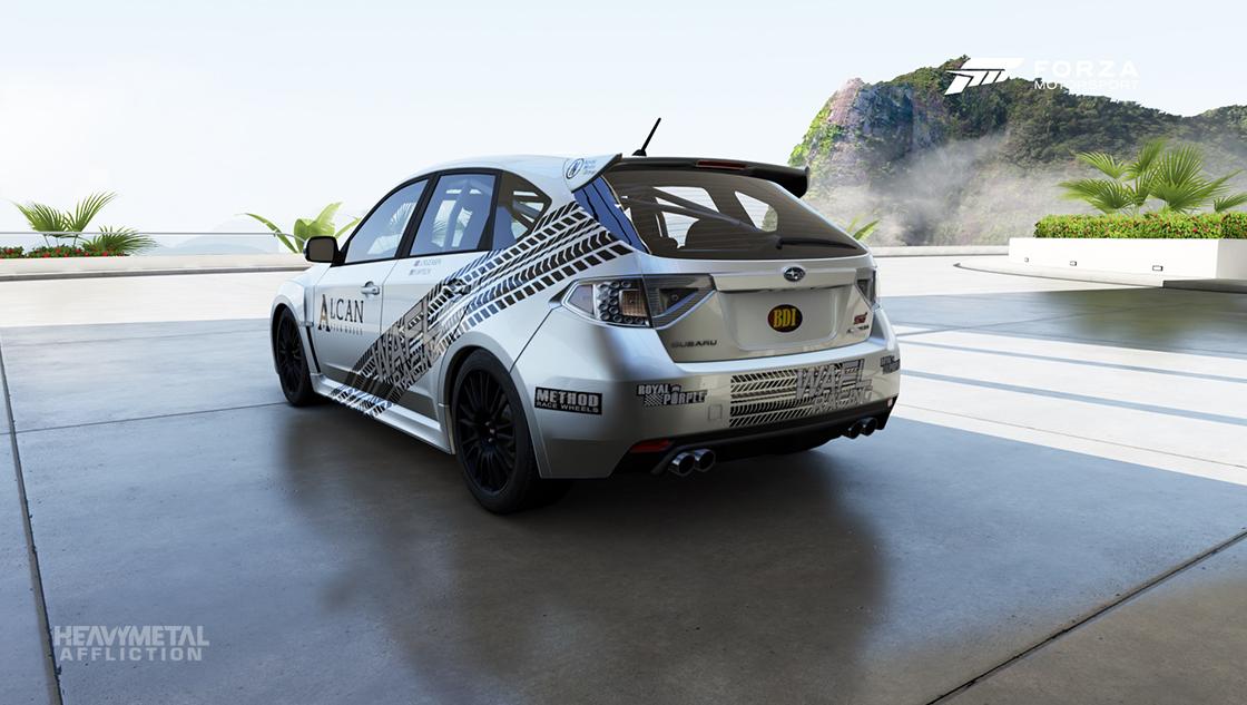 Forza Motorsport - Heavy Metal Affliction - WAFL Racing - 2016 Alcan ...
