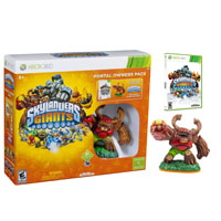 Pack Skylanders Giants Booster