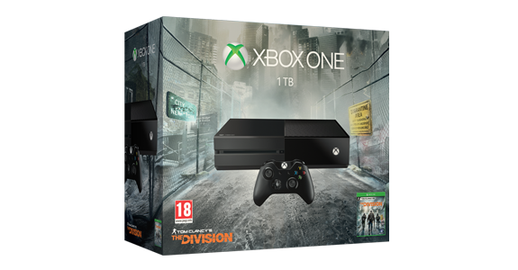 Xbox One Tom Clancy's The Division Bundle