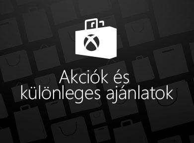 Tekintse meg az e heti akciókat az Xbox Live-on! - Takarítson meg pénzt a fantasztikus kedvezményekkel!