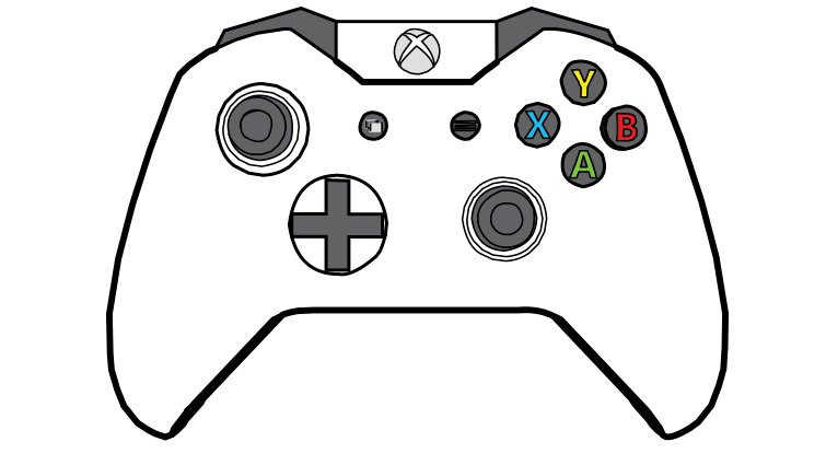 Controller Wireless per Xbox One