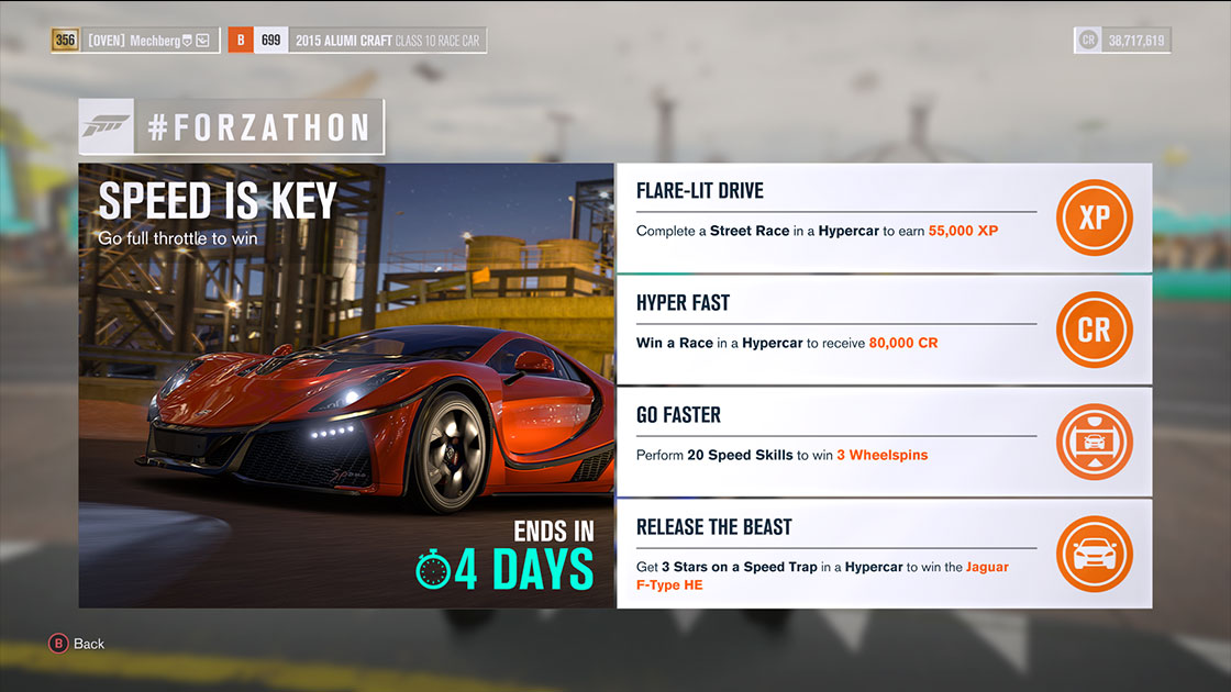 forza motorsport forza week in review 10 6 17. Black Bedroom Furniture Sets. Home Design Ideas