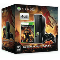 Consola 4GB + Gears of War Judgment