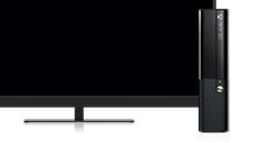 Koble Xbox 360 E-konsollen til en TV