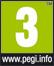 PEGI rating 3