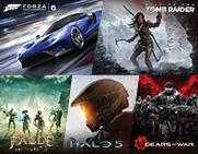 Xbox One 遊戲 - 最精采的遊戲陣容