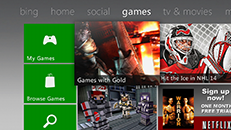 P+F sobre Games with Gold para Xbox