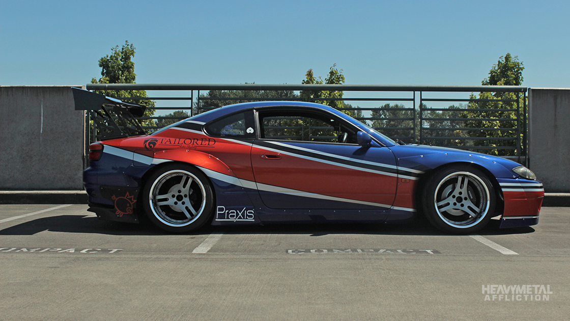 forza motorsport heavy metal affliction 2001 nissan s15 mona lisathe car is strictly used for car shows, and although it could, it doesn\u0027t go drifting when people see it, they always recognize it and usually say it\u0027s a