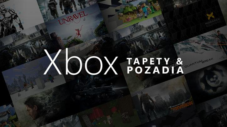 Bezplatné tapety a pozadia pre Xbox