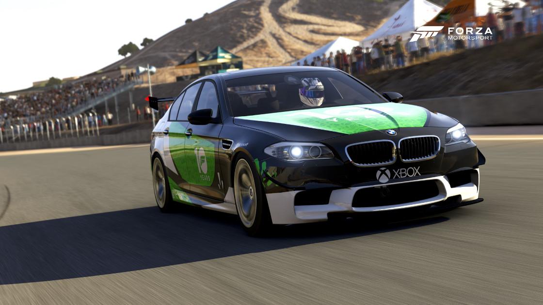 2012 BMW Team Forza M5