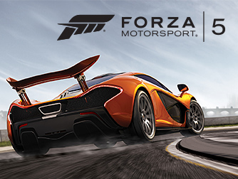 GET ON THE GRID WITH FORZA MOTORSPORTS 5 - YOUR DREAM RIDE IS AN XBOX ONE EXCLUSIVE