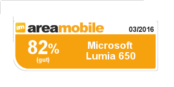 Lumia 650 Smartphone Test
