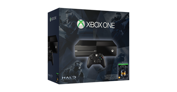 Xbox One Halo MCC Bundle