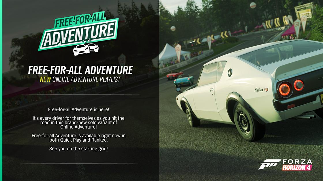 Forza Motorsport Forza Horizon 4 Series 5
