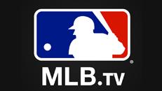 MLB.TV app on Xbox 360
