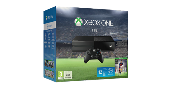 Sada Xbox One 1TB EA SPORTS™ FIFA 16