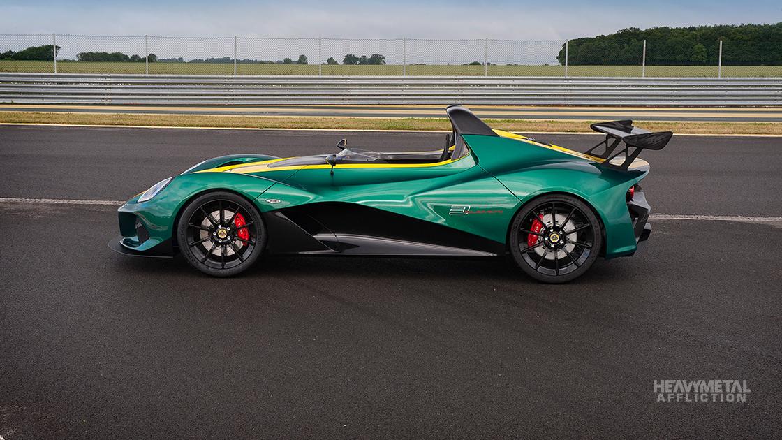 Forza Motorsport - Heavy Metal Affliction - 2016 Lotus 3-Eleven