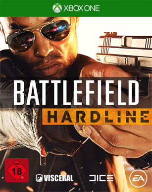 Battlefield Hardline Standard Edition box shot