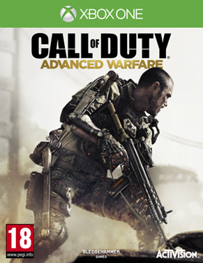 Call of Duty: Advanced Warfare Day Zero Edition box shot