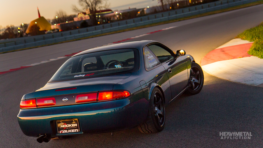Forza Motorsport Heavy Metal Affliction 1996 Nissan Silvia